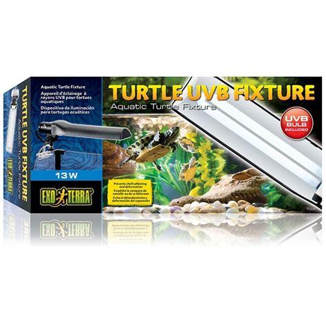 uvb light fixture exo terra turtle uvb fixture