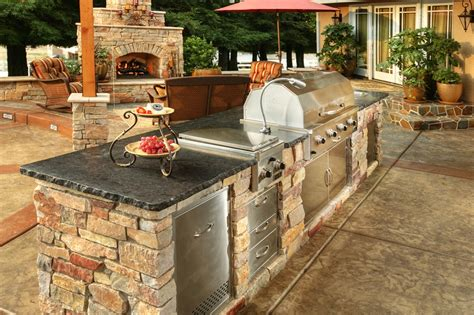 Prefab Outdoor Kitchen Island how to select the perfect outdoor grill for summer
