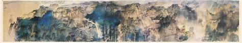 znag painting zhang daqian painting china museum