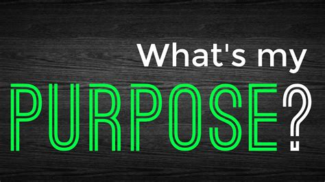 the purpose of discovering your purpose 3 questions to ask yourself