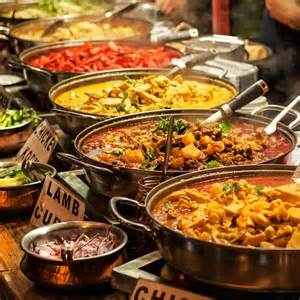 food for a tips to choose food for an indian wedding