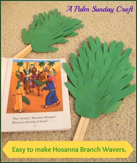1000 Images About Palm Sunday Crafts On