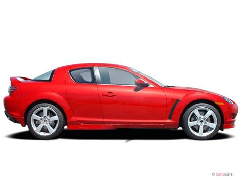 best car repair manuals 2006 mazda rx 8 security system image 2006 mazda rx 8 4 door coupe 6 spd manual side exterior view size 640 x 480 type gif