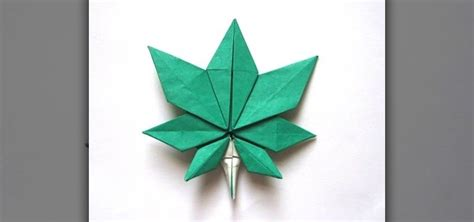 origami maple leaf how to origami a maple leaf 171 origami