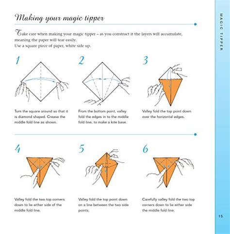 origami magic trick origami magic kit amazing paper folding tricks puzzles
