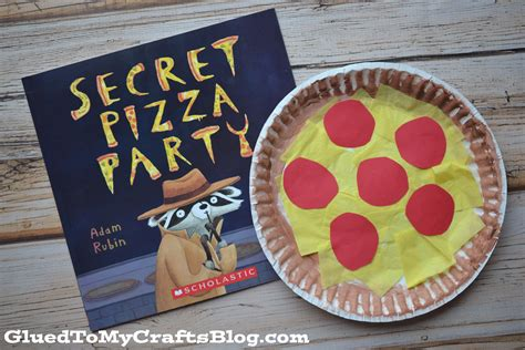 paper plate pizza craft paper plate pizza kid craft