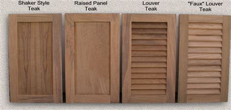 marine woodworking outdoor kitchen doors