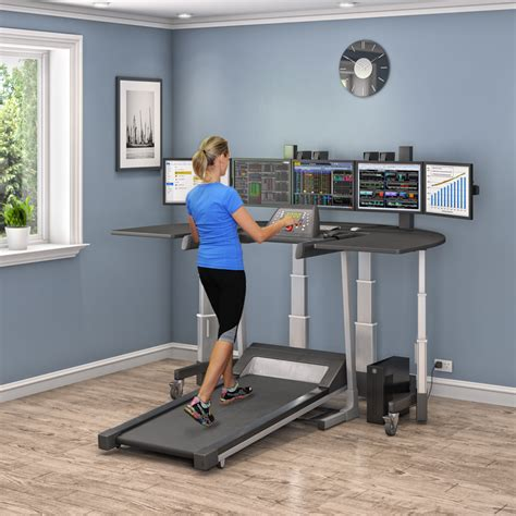 standing desk with treadmill height adjustable treadmill standing desk afcindustries