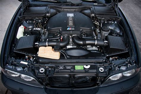 Bmw M5 Engine by Bmw History E39 M5