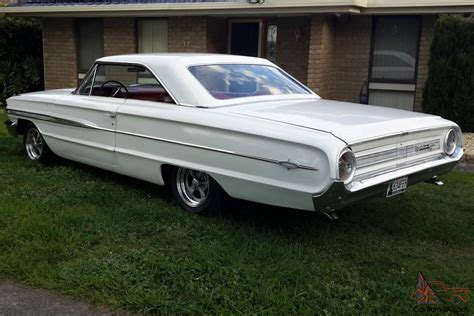 1964 Ford Galaxie For Sale by 1964 Ford Galaxie 500 Xl 2dr Fastback Hardtop For Sale 64