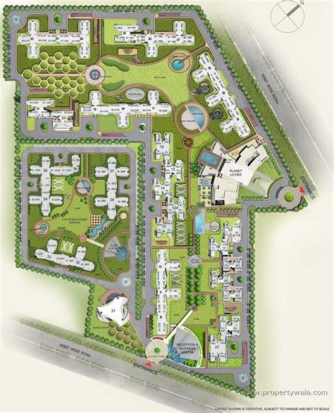 3c lotus boulevard sector 100 noida residential