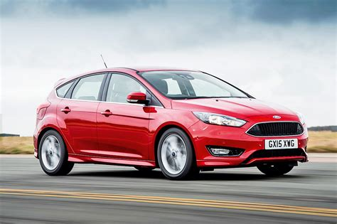 Ford Focus Review by New Ford Focus 2014 Review Pictures Auto Express