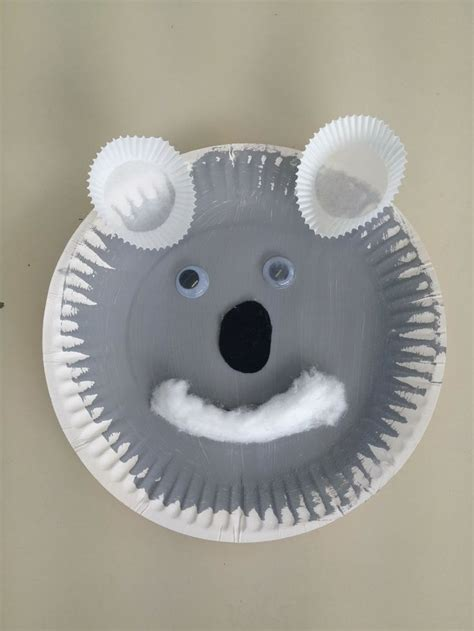 koala paper plate craft 102 best images about zoo theme on zoo