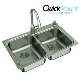 where to buy kitchen sinks shop kitchen sinks at lowes