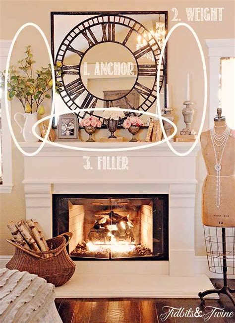 decorative fireplace ideas best 25 fireplace mantel decorations ideas on