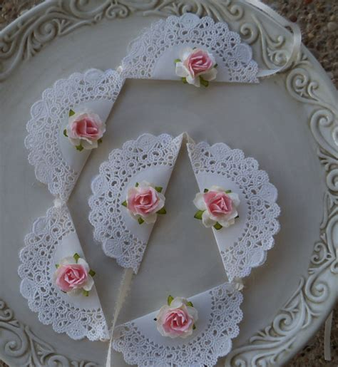 shabby chic supplies items similar to birthday decoration shabby chic