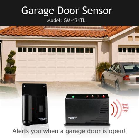 garage door alert garage door monitor alert alarm kit gm 434rtl be