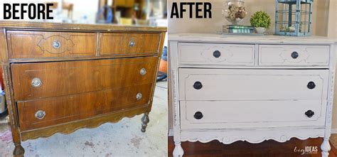 chalk paint in white white dresser redo and chalk paint a beginner s