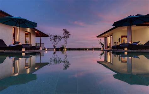 Bali Infinity Pool luxusvilla designvilla mit pool und service mieten bei