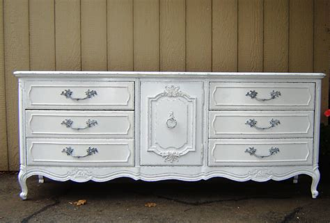 shabby chic dressers fabulous vintage white shabby chic dresser by