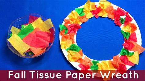 tissue paper arts and crafts for arts and crafts for fall preschoolers find craft ideas