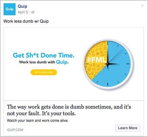best facebook ads top 35 facebook ads to swipe and deploy today marketing