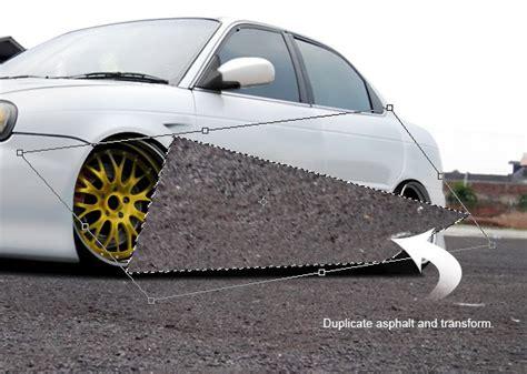 Car Photoshop Program by Photoshop Modificando Auto Tutorial Taringa