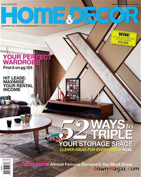 home interior magazine home decor magazine july 2012 187 pdf magazines magazines commumity