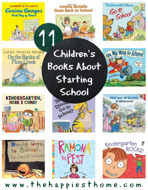 picture books about starting school 11 children s books about starting school the happiest home