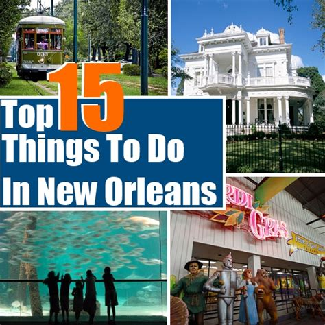 la things to do top 15 things to do in new orleans travel me guide