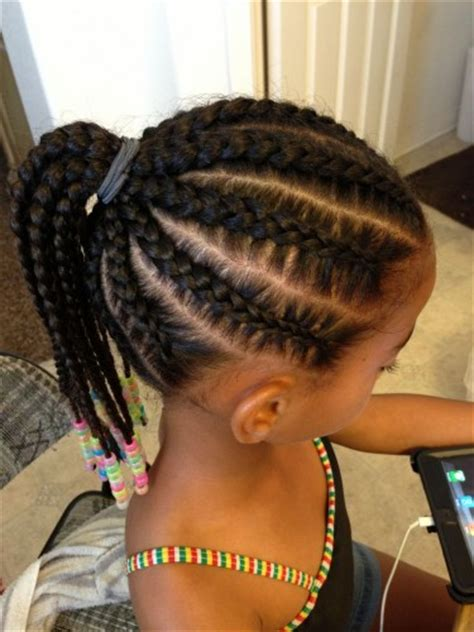 braids with for toddlers cornrow hairstyles