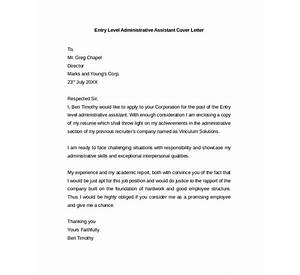administrative position cover letter example the balance - Cover Letter Example For Administrative Position