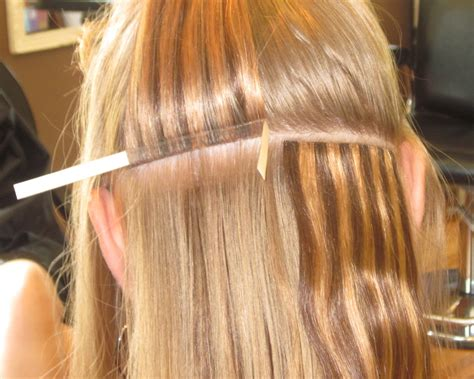 hair extensions sherri s steps to style new hair trend