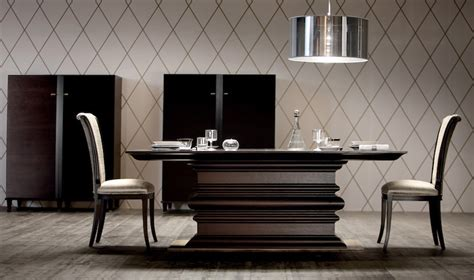 modern dining table furniture 13 modern dining tables from top luxury furniture brands
