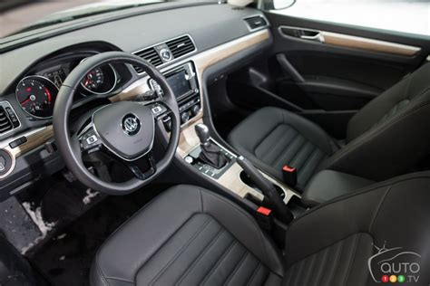 photos de la volkswagen passat tsi 2016 photo 6 de 47