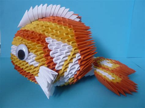 how to make 3d origami fish 3d origami koi fish by xxmystic heartxx on deviantart