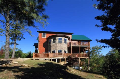 1 Bedroom Cabins In Pigeon Forge Tn secluded smoky mountain cabin rentals black bear hollow