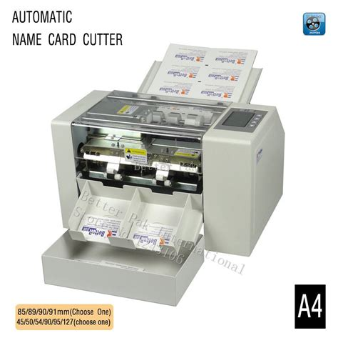 what is the best paper cutter for card aliexpress buy a4 automatic business card slitter