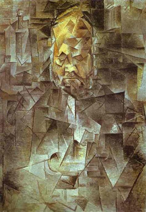 picasso paintings on the titanic pablo picasso portrait of ambroise vollard 1910