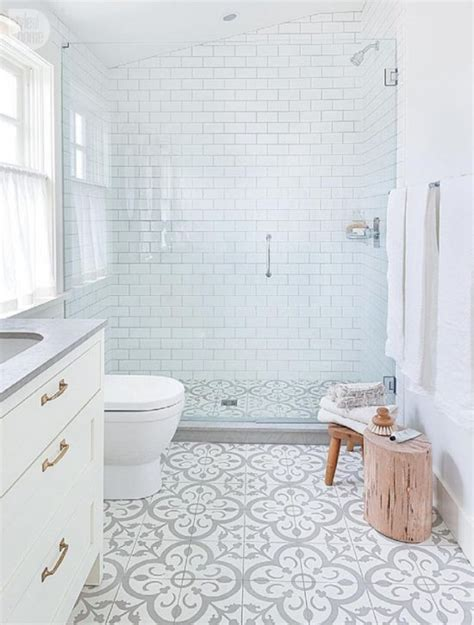 Home Wall Decor And Accents patterned tile trend