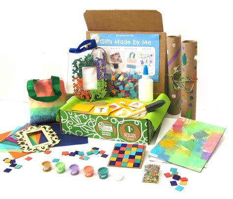 kid craft box green kid crafts subscription box review
