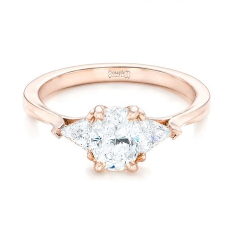 ring bands for jewelry custom gold three engagement ring 102473