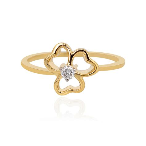 jewelry ring gold rings try it diya gold ring in