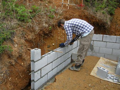 how to make a wall garden a block retaining wall part 2 ady s garden