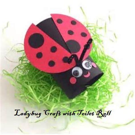 ladybug craft for ladybug crafts idea for preschool and kindergarten