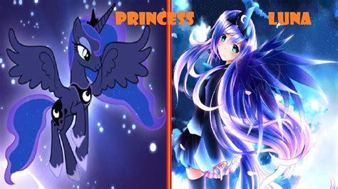 anime v my pony characters as anime vs anime