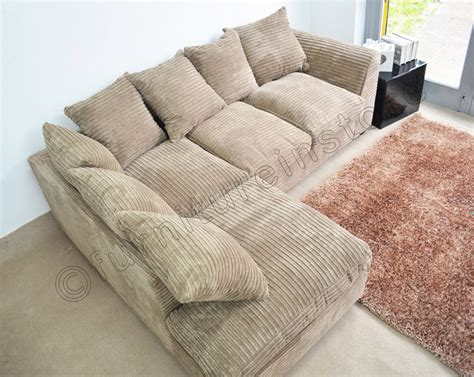 Black Swivel Chair by Caramel Dylan Jumbo Cord Fabric Sofas Settee Left Amp Right