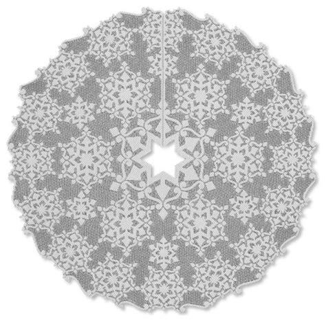 36 tree skirt glisten 36 quot tree skirt with glitter white 36 quot x36
