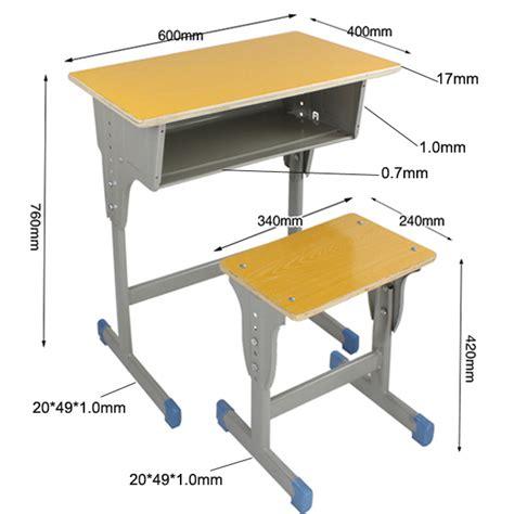 student desk dimensions wooden steel classroom lectern podium single school desk