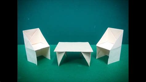 how to make an origami table how to make origami paper table 2 origami paper